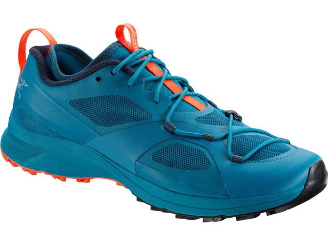 Arc'teryx M's Norvan VT Shoes deep lagoon/beacon